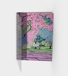 Cherry Blossom Sketchbook