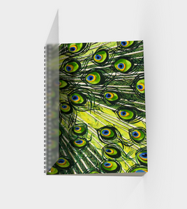 Peacock Sketchbook