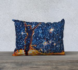 "Reach for the Stars 20"" x 24"" Pillowcase"