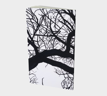 Load image into Gallery viewer, Camus Winter Tree Notebook