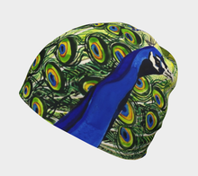Load image into Gallery viewer, Peacock Beanie