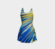 Load image into Gallery viewer, Because of You Fit & Flare Dress