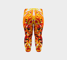 Load image into Gallery viewer, Phoenix Fire Baby Leggings
