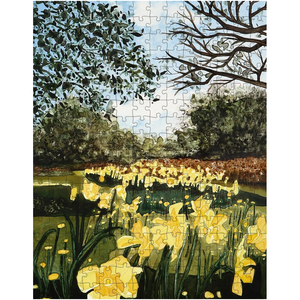 Sun Gardens Daffodils Puzzles