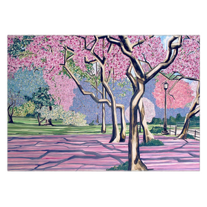 Cherry Blossoms Rugs