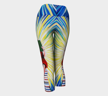 Load image into Gallery viewer, Because of You Yoga Capri