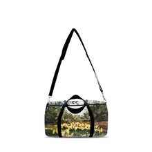 Load image into Gallery viewer, Sun Gardens Daffodils Duffle Bags