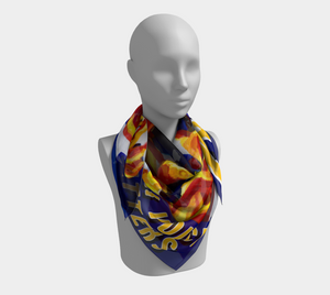 VOTE! Your Voice Matters Art Scarf