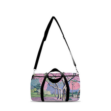 Load image into Gallery viewer, Cherry Blossoms Duffle Bags