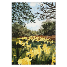 Load image into Gallery viewer, Sun Gardens Daffodil Rug