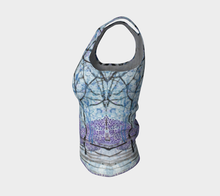 Load image into Gallery viewer, Purple Snow Tank Top: Regular Fit