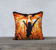 "Load image into Gallery viewer, Phoenix 18"" x 18"" Pillowcase"