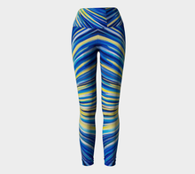 Load image into Gallery viewer, Because of You Yoga Leggings