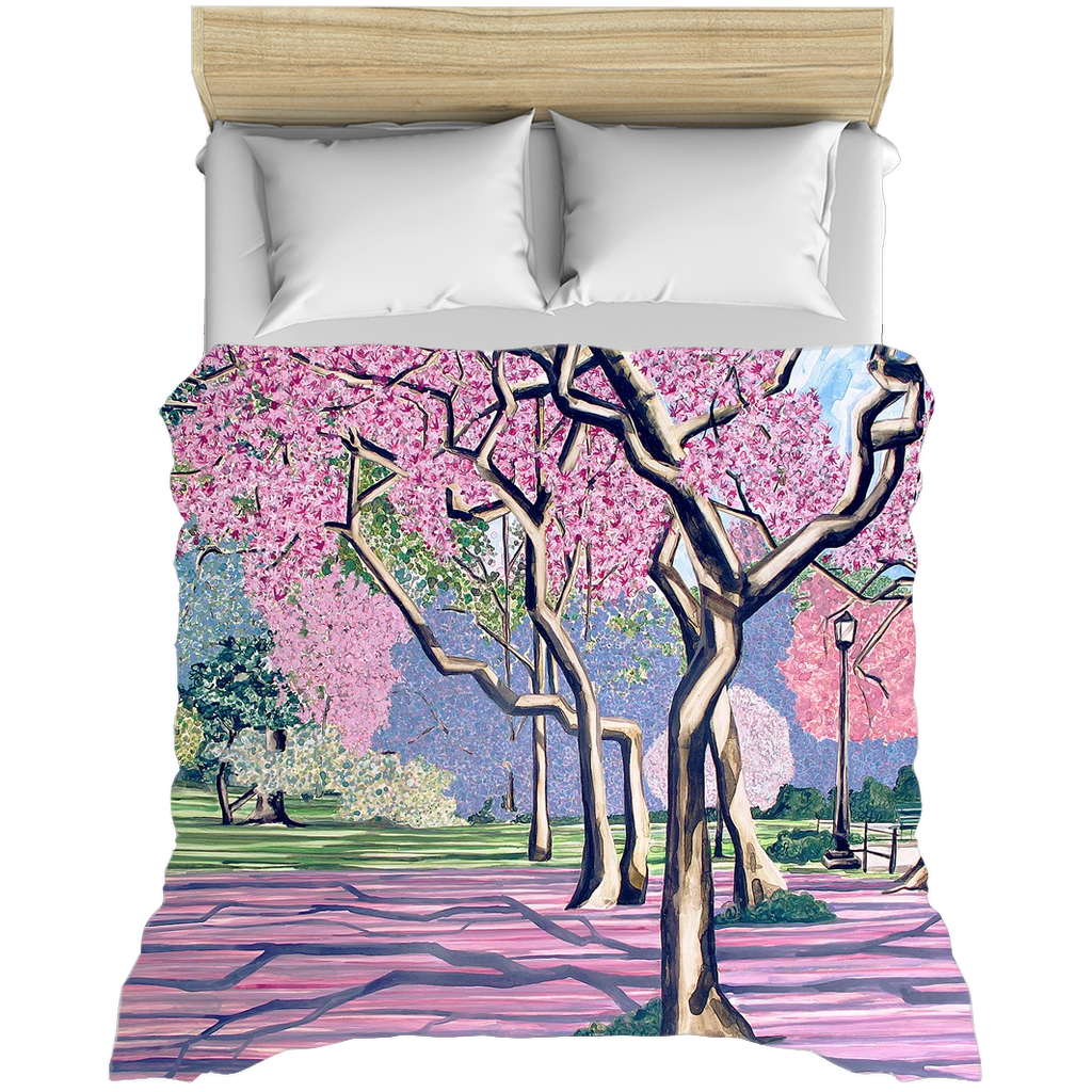 Cherry Blossoms Duvet Covers
