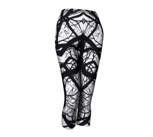 Camus Winter Tree Capris