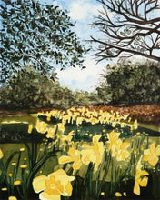 Load image into Gallery viewer, Sun Gardens Daffodils Sketchbook