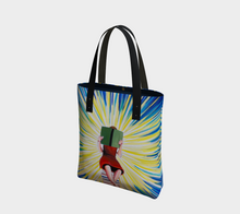 Load image into Gallery viewer, Because of You Book Bag