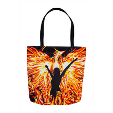 Load image into Gallery viewer, Phoenix Tote Bags