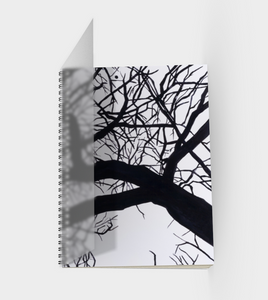 Camus Winter Tree Sketchbook