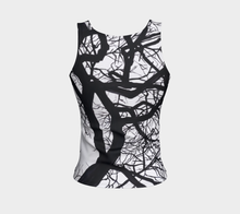 Load image into Gallery viewer, Camus Winter Tree Tank Top: Regular Fit