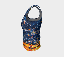 Load image into Gallery viewer, Reach for the Stars Tank Top: Regular Fit