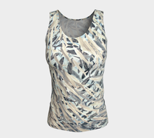 Load image into Gallery viewer, Barracuda Tank Top: Long Fit