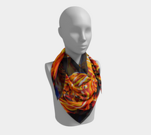 Load image into Gallery viewer, Phoenix Art Scarf