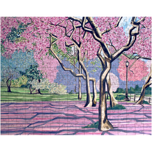 Load image into Gallery viewer, Cherry Blossoms Puzzles