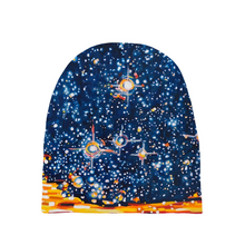 Load image into Gallery viewer, Reach for the Stars Baby Beanies