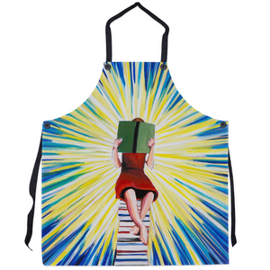 Because of You Apron