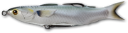 LIVETARGET Mullet Hollow Body Swimbait