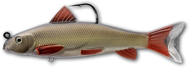 LIVETARGET Sucker Soft Body Swimbait