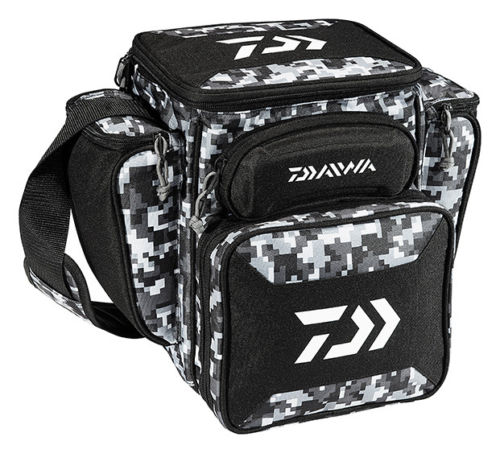 Daiwa D-Vec Tactical Soft-Sided Tackle Box