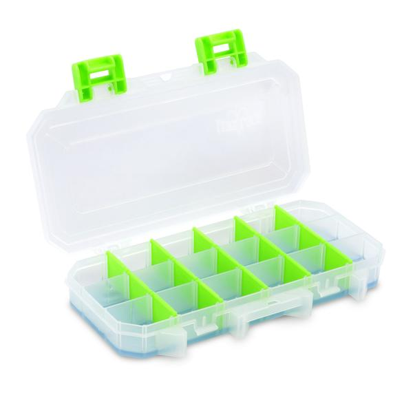 Lure Lock Tackle Box with ElasTak Liner