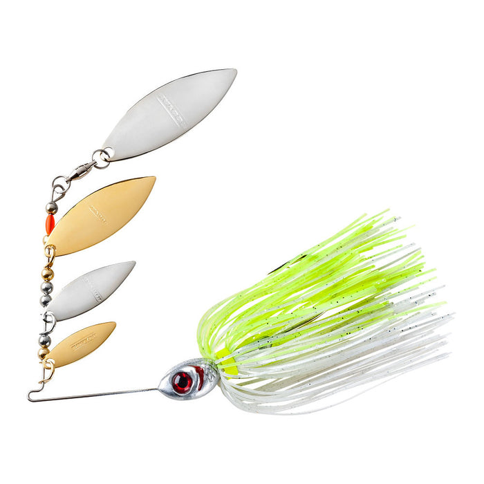 Booyah Super Shad 3/8 ounce Quad Spinnerbait