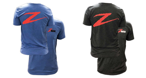 "Z Man Big Red ""Z"" Short Sleeve T-Shirt"