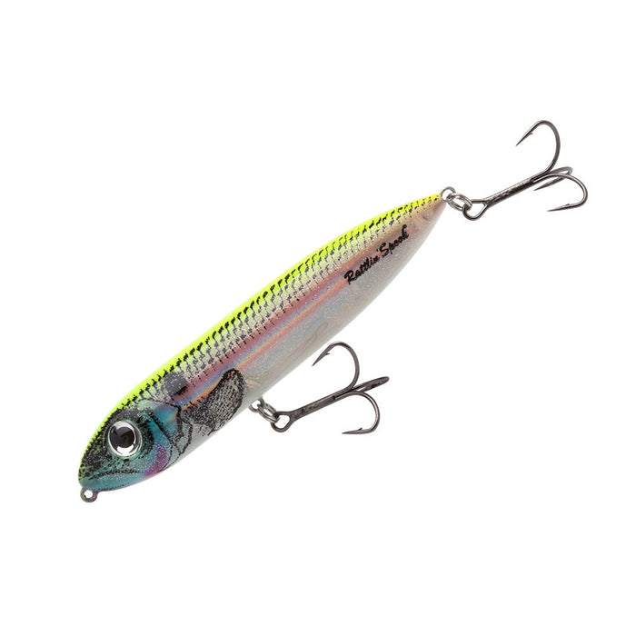 Heddon Rattlin' Spook 4 1/2 inch Topwater Walker