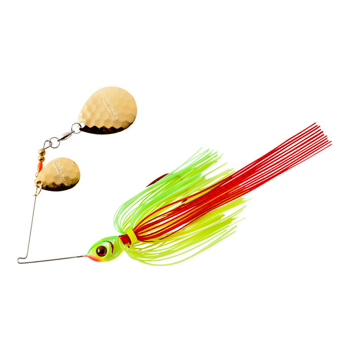 Booyah Tux & Tails Double Colorado Leaf Spinnerbait