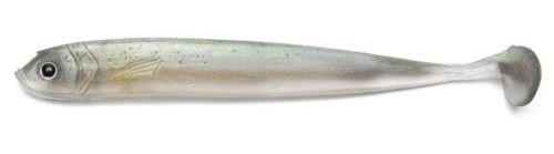Skinny Bear Kick Tail 5 inch Soft Paddle Tail Swimbait 3 pack