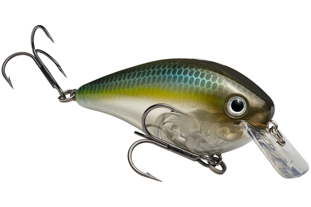 Strike King KVD Square Bill 2.5 Silent Crankbaits