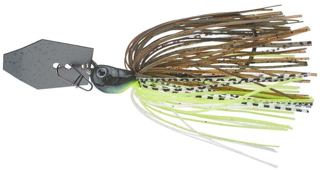 Z Man Evergreen Jack Hammer ChatterBait  3/4 oz.