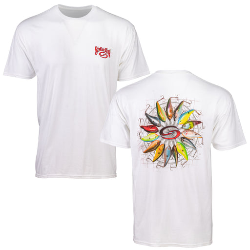 Strike King 6XD Pinwheel T-Shirt