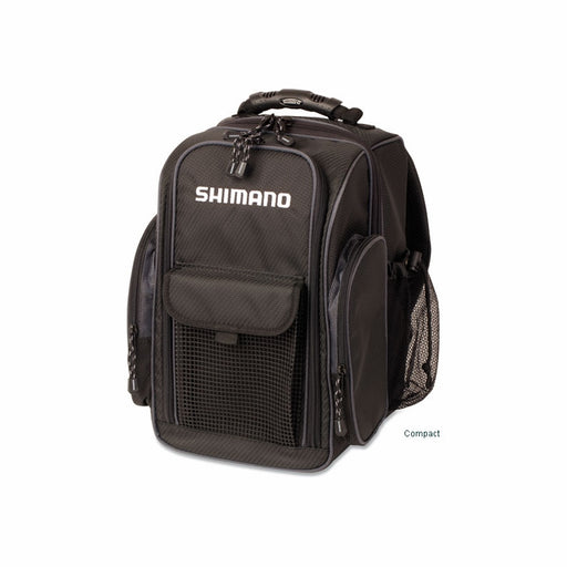 Shimano Blackmoon Compact Fishing Tackle Backpack