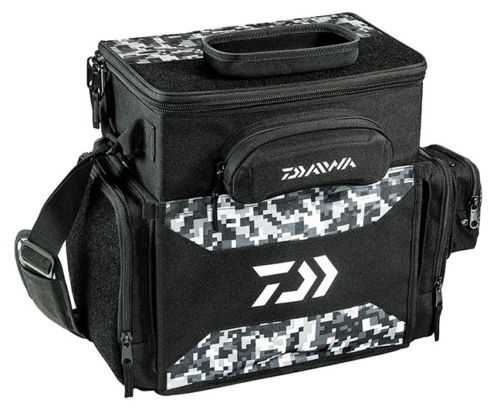 Daiwa D-Vec Tactical Front Load Tackle Pack