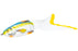 Strike King Hack Attack Pad Perch 5 1/4 inch Hollow Body Panfish