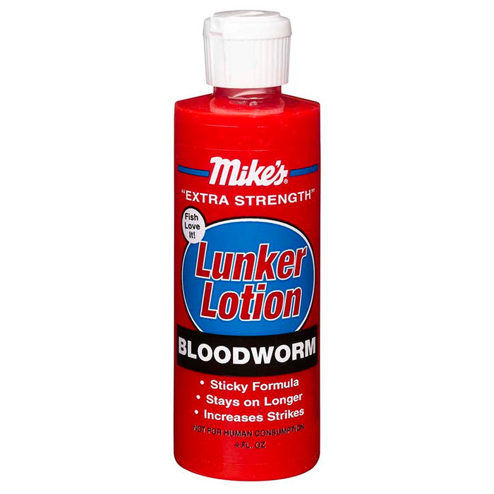 Mike's Lunker Lotion 4 oz.