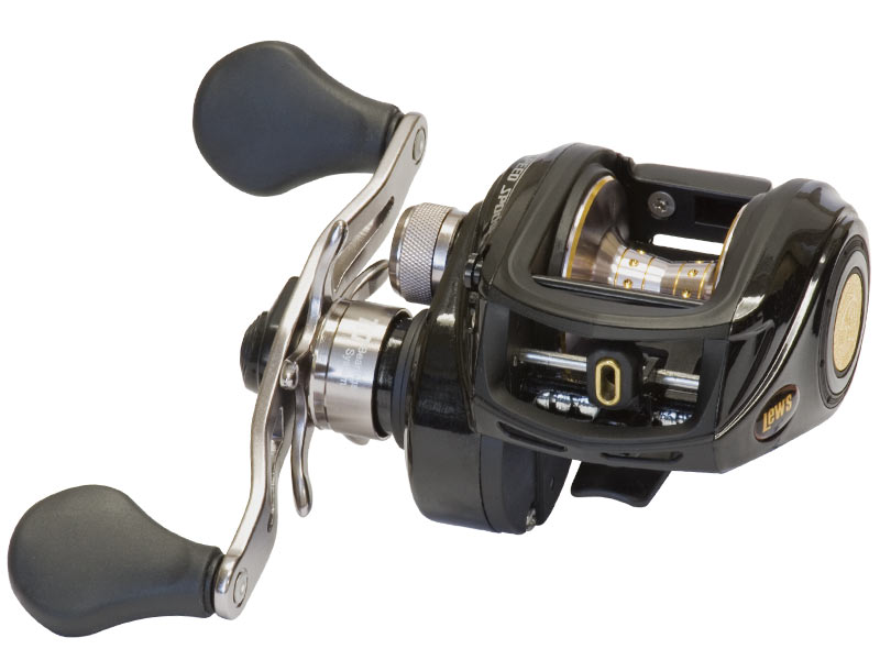 Lew's BB-1Z Speed Spool Smart Plus Baitcasting Reels