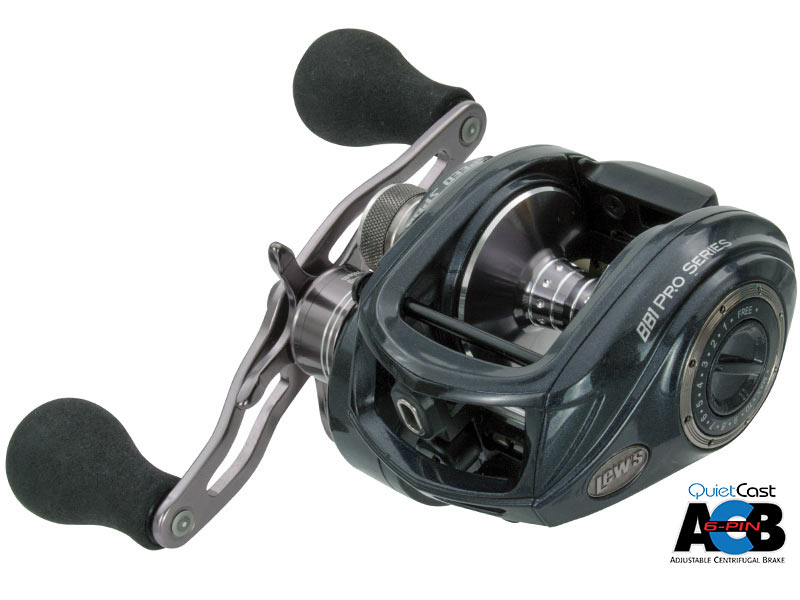 Lew's BB1 Pro Speed Spool Baitcasting Reels