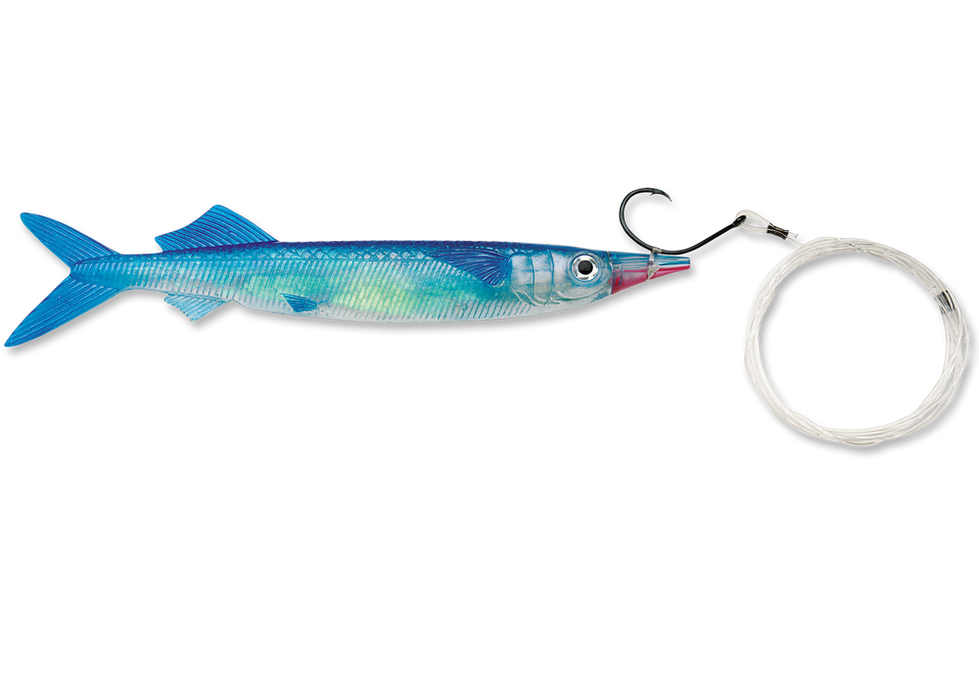 Williamson Pro Rig Live Ballyhoo 3 pack