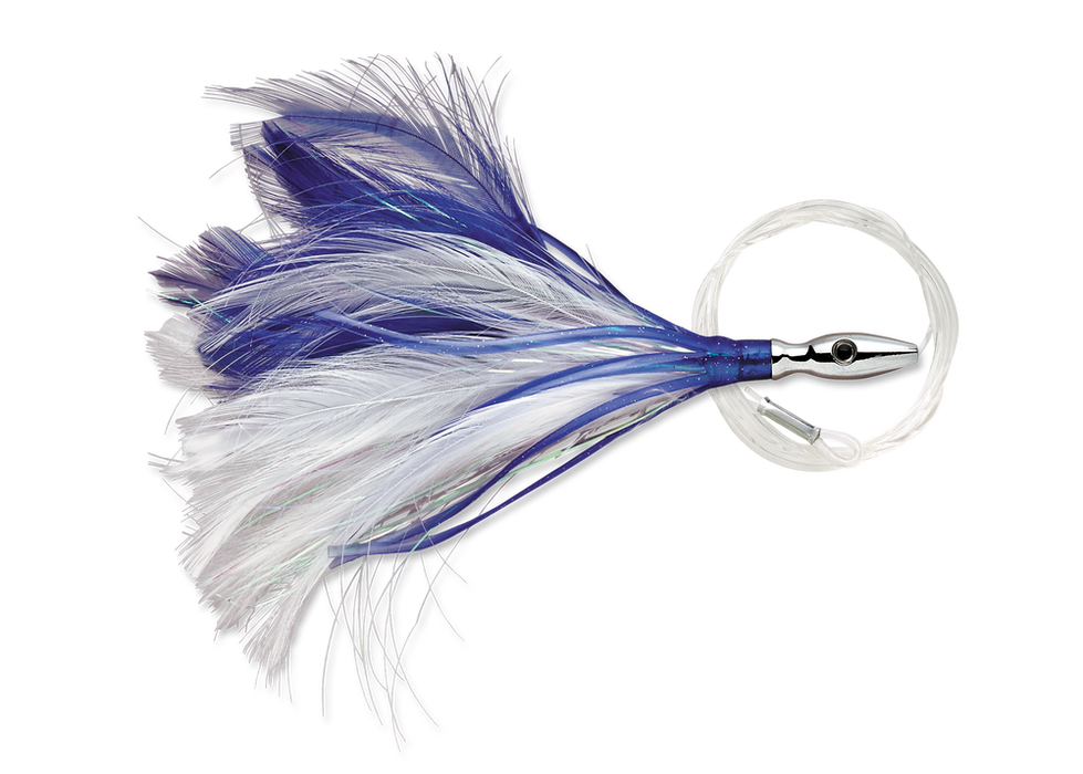 Williamson Rigged Flash Feather